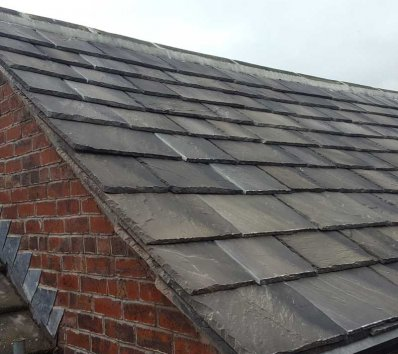 New-weathered-roofing
